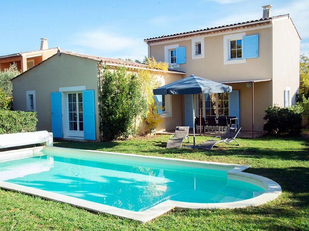 Holiday house Provenzalische Luxus-Villa, klim., im charmanten Lubéron (1914068), Saint Saturnin lès Apt, Vaucluse, Provence - Alps - Côte d'Azur, France, picture 2
