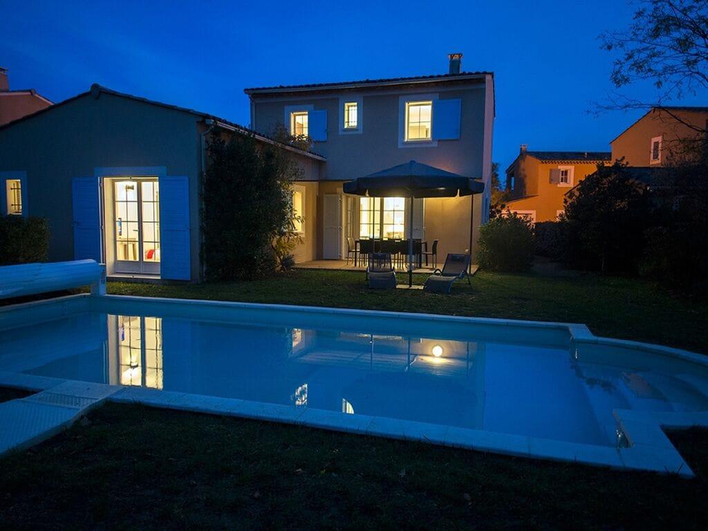 Holiday house Provenzalische Luxus-Villa mit Blick auf den Lubéron (1914221), Saint Saturnin lès Apt, Vaucluse, Provence - Alps - Côte d'Azur, France, picture 3