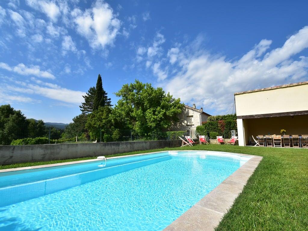 Holiday house Geräumige Villa in Vaison-la-Romaine mit Swimmingpool (1914271), Vaison la Romaine, Vaucluse, Provence - Alps - Côte d'Azur, France, picture 5