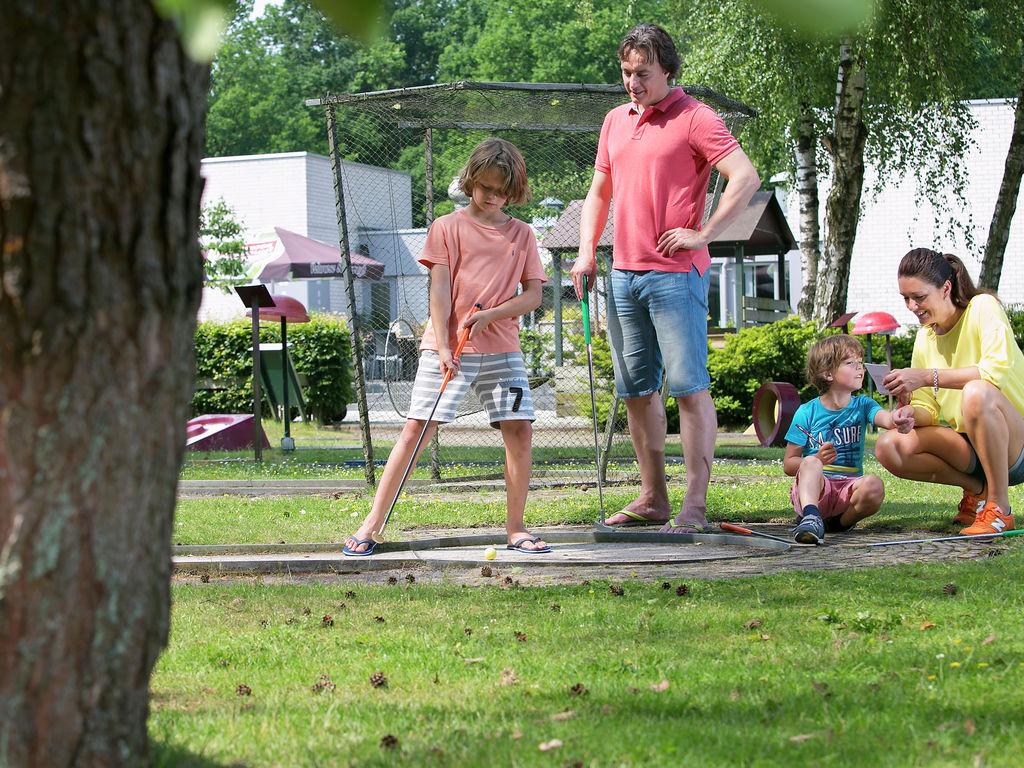 Ferienhaus Schön eingerichteter Bungalow mit Spülmaschine in der Veluwe (728595), Woeste hoeve, Veluwe, Gelderland, Niederlande, Bild 17