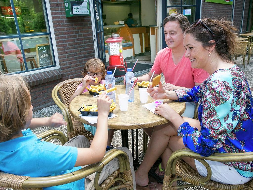 Ferienhaus Schön eingerichteter Bungalow mit Spülmaschine in der Veluwe (728595), Woeste hoeve, Veluwe, Gelderland, Niederlande, Bild 36
