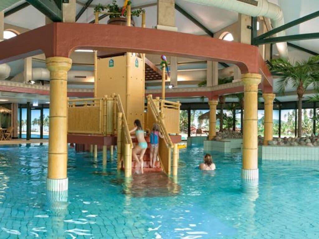 Ferienhaus Gemütliches Holzchalet mit Geschirrspüler in autofreier Zone (703259), Arcen, Noord-Limburg, Limburg (NL), Niederlande, Bild 13