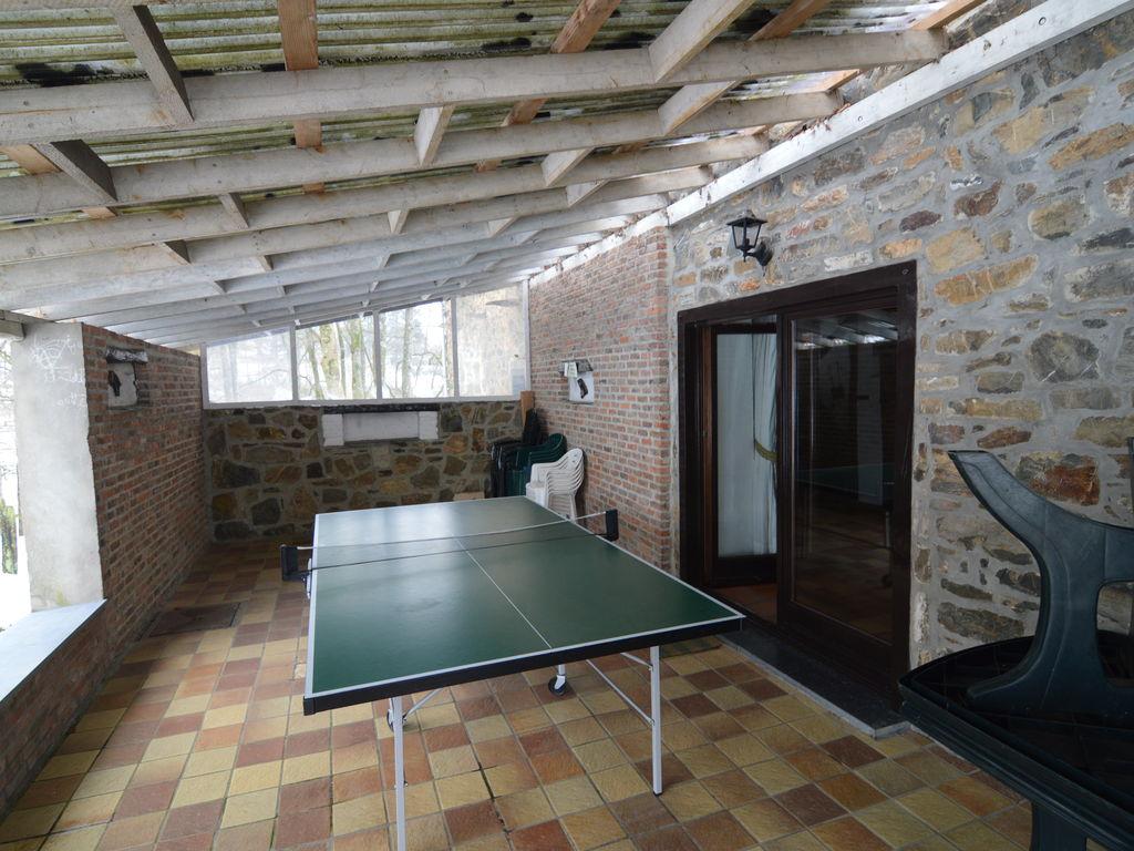 Ferienhaus Modernes Ferienhaus in Bergeval mit Sauna (769273), Trois-Ponts, Lüttich, Wallonien, Belgien, Bild 16