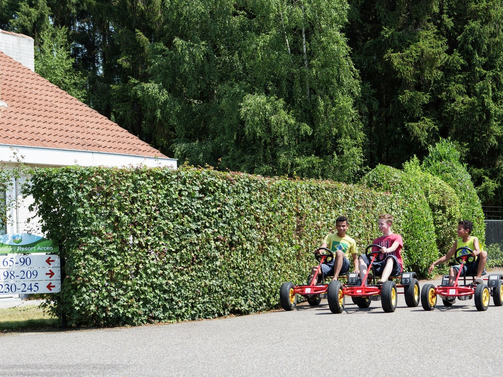 Ferienhaus Komfortable Villa im Grünen, mit Sunshower (707223), Arcen, Noord-Limburg, Limburg (NL), Niederlande, Bild 21