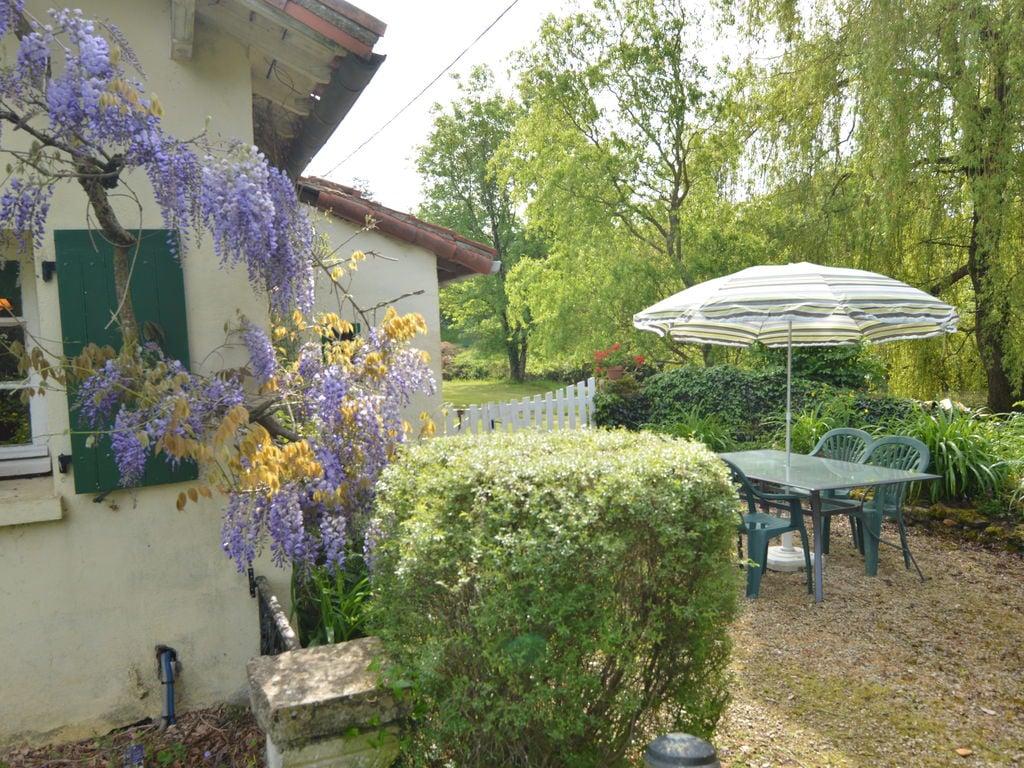 Ferienhaus Gemütliches Cottage in Souvigné mit Swimmingpool (799757), La Mothe St Héray, Deux-Sèvres, Poitou-Charentes, Frankreich, Bild 4