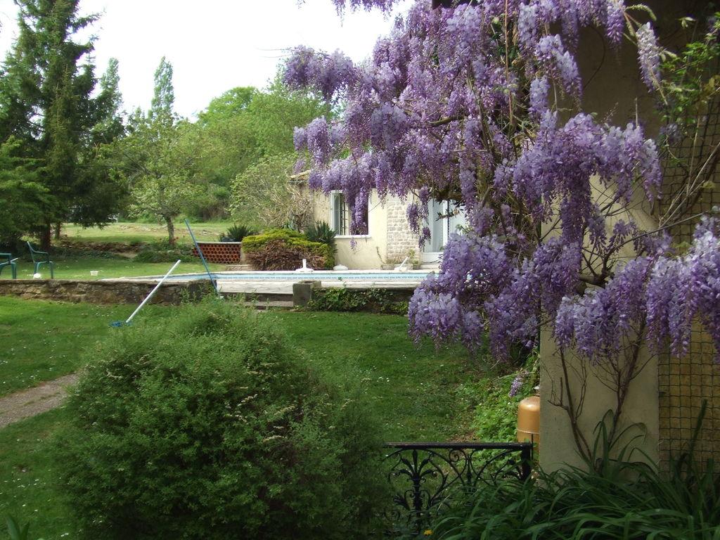 Ferienhaus Gemütliches Cottage in Souvigné mit Swimmingpool (799757), La Mothe St Héray, Deux-Sèvres, Poitou-Charentes, Frankreich, Bild 30