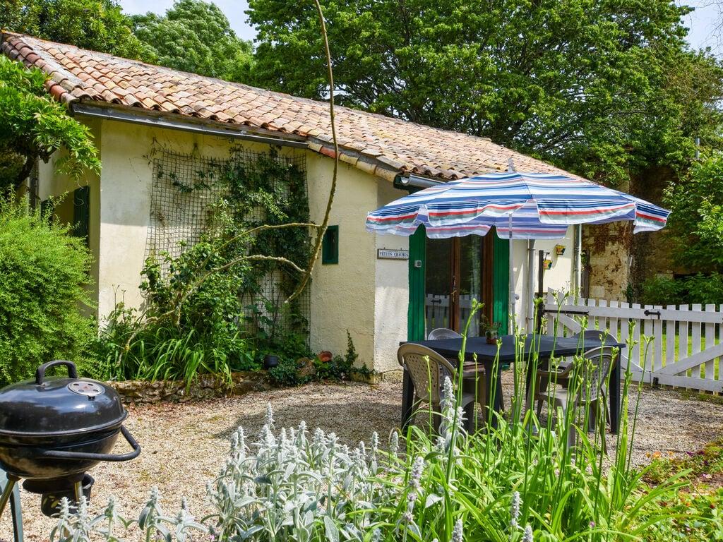 Ferienhaus Gemütliches Cottage in Souvigné mit Swimmingpool (799757), La Mothe St Héray, Deux-Sèvres, Poitou-Charentes, Frankreich, Bild 25