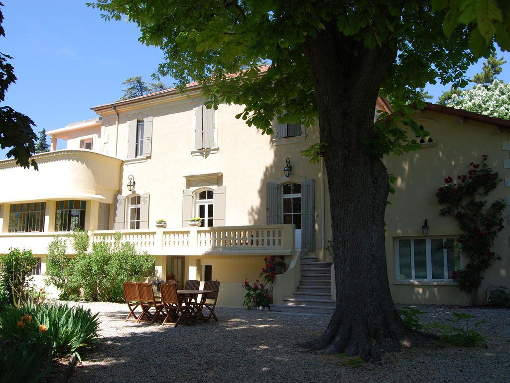 Ferienwohnung Luxuriöse Villa mit Swimmingpool in der Provence (715400), Valréas, Vaucluse, Provence - Alpen - Côte d'Azur, Frankreich, Bild 5