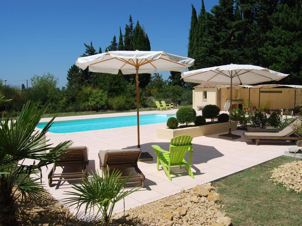 Ferienwohnung Luxuriöse Villa mit Swimmingpool in der Provence (715400), Valréas, Vaucluse, Provence - Alpen - Côte d'Azur, Frankreich, Bild 1
