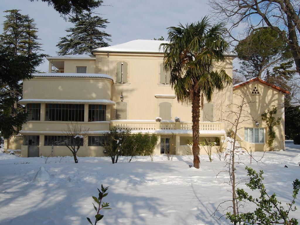 Ferienwohnung Luxuriöse Villa mit Swimmingpool in der Provence (715400), Valréas, Vaucluse, Provence - Alpen - Côte d'Azur, Frankreich, Bild 18