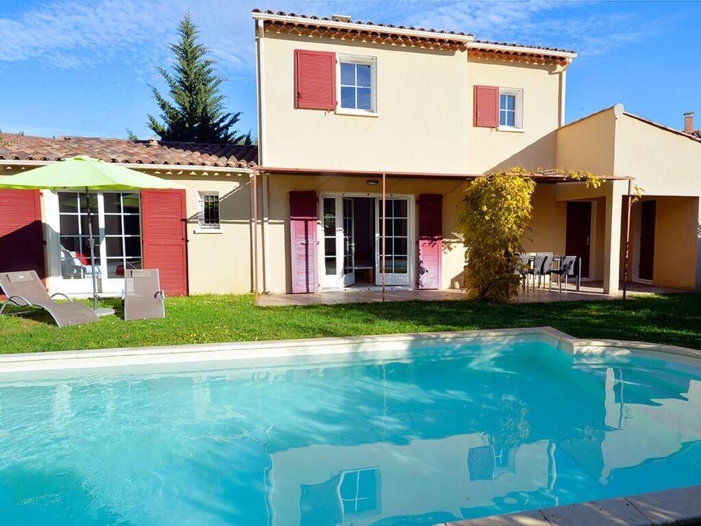 Holiday house Luxuriöse provenzalische Villa im charmanten Lubéron (1914143), Saint Saturnin lès Apt, Vaucluse, Provence - Alps - Côte d'Azur, France, picture 3