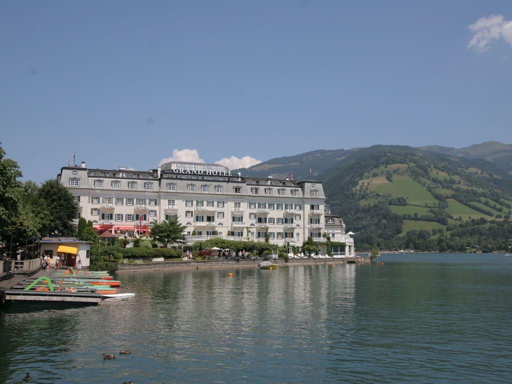Appartement de vacances Gemütliches Apartment in Zell am See in Waldnähe (709197), Zell am See (Stadt), Pinzgau, Salzbourg, Autriche, image 14