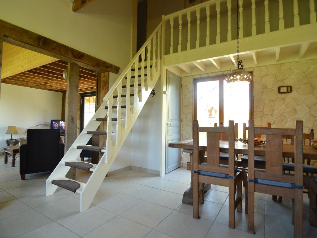 Ferienhaus Maison Ferdinand (737365), Saint Honoré les Bains, Nièvre, Burgund, Frankreich, Bild 12
