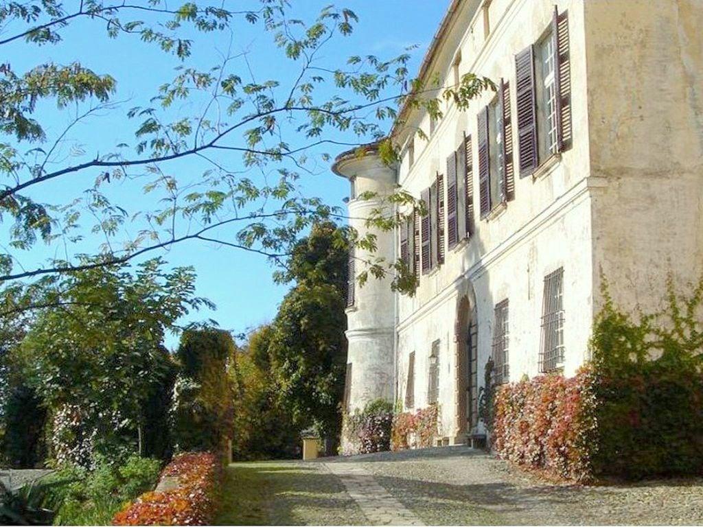 Castello Grimalda - Le Zie Besondere Immobilie