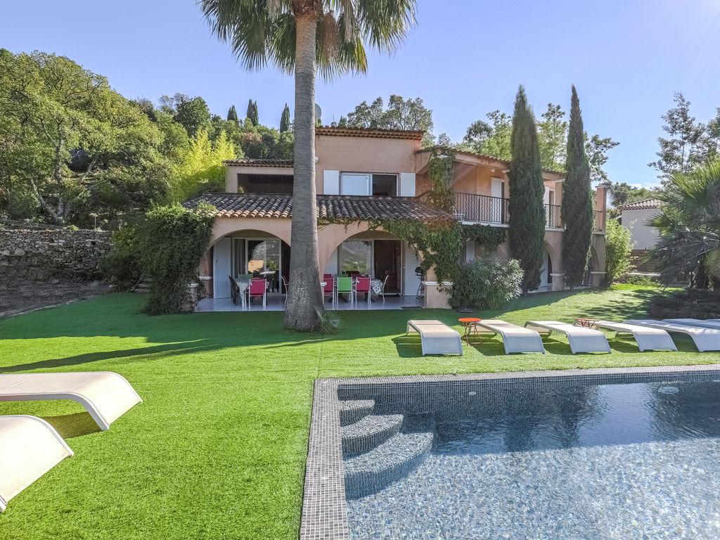Holiday house Villa in Le Plan-de-la-Tour mit privatem Pool (1404822), Sainte Maxime, Côte d'Azur, Provence - Alps - Côte d'Azur, France, picture 6