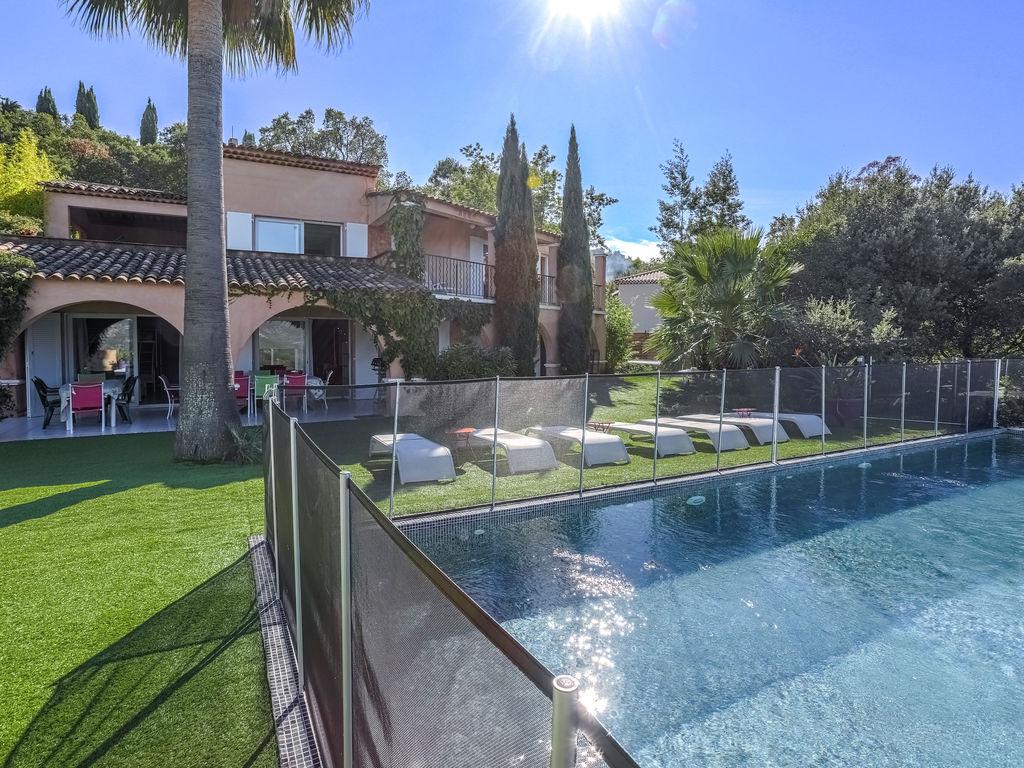 Holiday house Villa in Le Plan-de-la-Tour mit privatem Pool (1404822), Sainte Maxime, Côte d'Azur, Provence - Alps - Côte d'Azur, France, picture 30