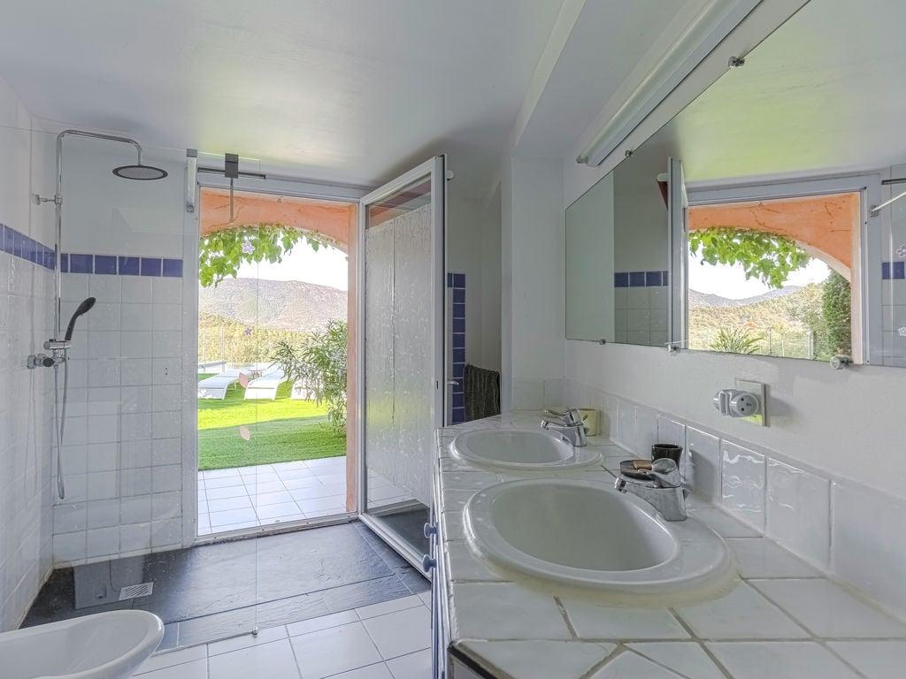 Holiday house Villa in Le Plan-de-la-Tour mit privatem Pool (1404822), Sainte Maxime, Côte d'Azur, Provence - Alps - Côte d'Azur, France, picture 22