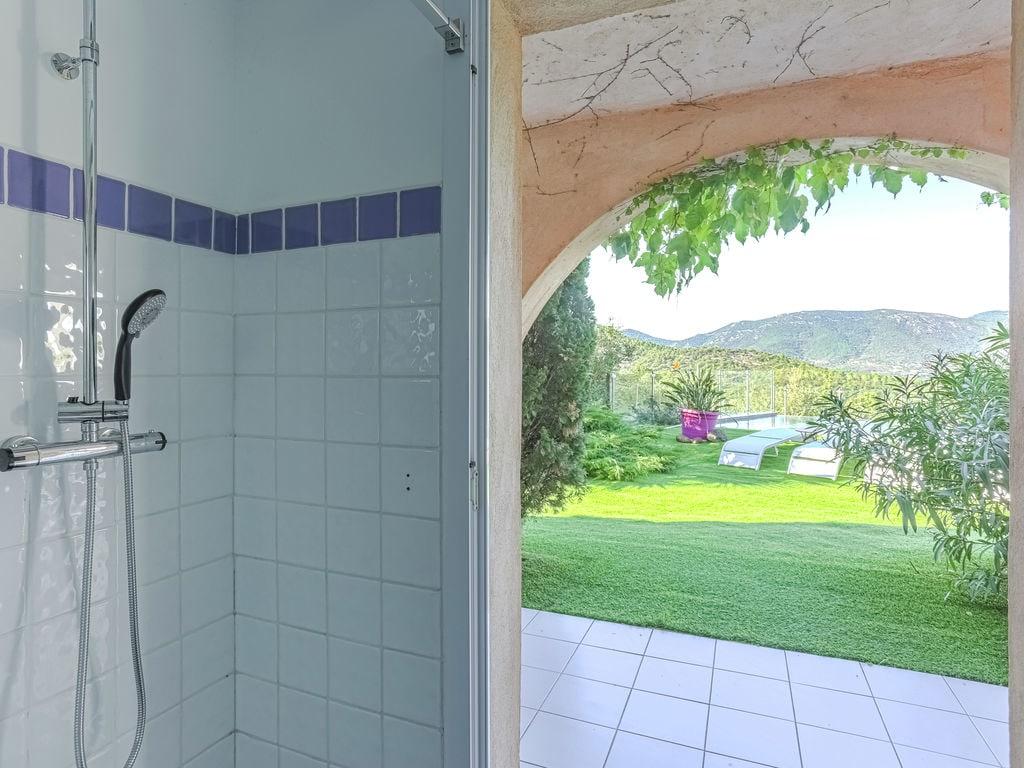 Holiday house Villa in Le Plan-de-la-Tour mit privatem Pool (1404822), Sainte Maxime, Côte d'Azur, Provence - Alps - Côte d'Azur, France, picture 23