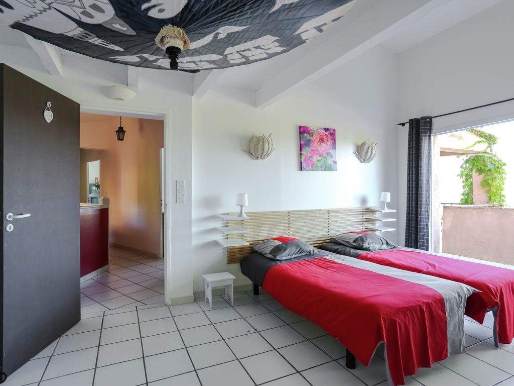 Holiday house Villa in Le Plan-de-la-Tour mit privatem Pool (1404822), Sainte Maxime, Côte d'Azur, Provence - Alps - Côte d'Azur, France, picture 16