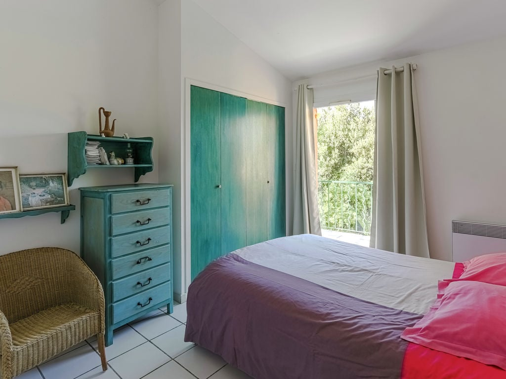 Holiday house Villa in Le Plan-de-la-Tour mit privatem Pool (1404822), Sainte Maxime, Côte d'Azur, Provence - Alps - Côte d'Azur, France, picture 17