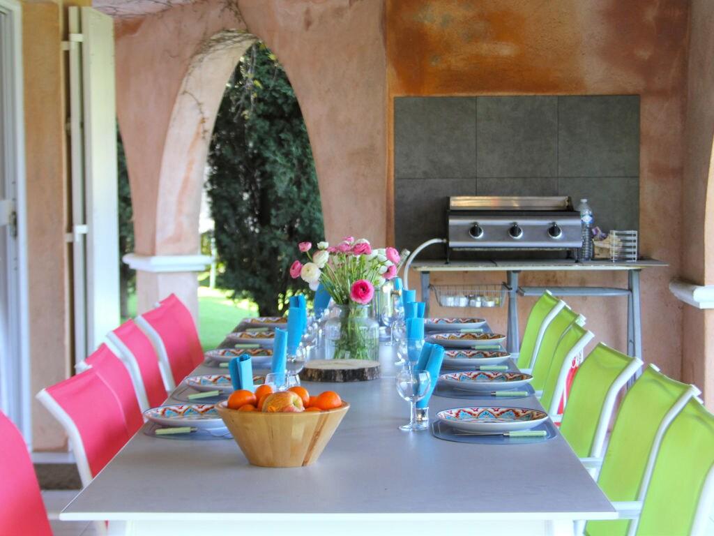 Holiday house Villa in Le Plan-de-la-Tour mit privatem Pool (1404822), Sainte Maxime, Côte d'Azur, Provence - Alps - Côte d'Azur, France, picture 27