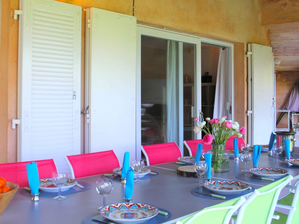 Holiday house Villa in Le Plan-de-la-Tour mit privatem Pool (1404822), Sainte Maxime, Côte d'Azur, Provence - Alps - Côte d'Azur, France, picture 28
