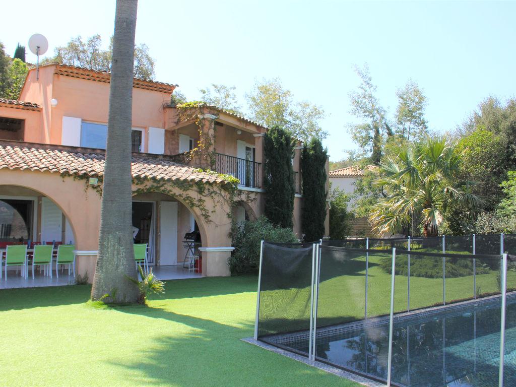 Holiday house Villa in Le Plan-de-la-Tour mit privatem Pool (1404822), Sainte Maxime, Côte d'Azur, Provence - Alps - Côte d'Azur, France, picture 7