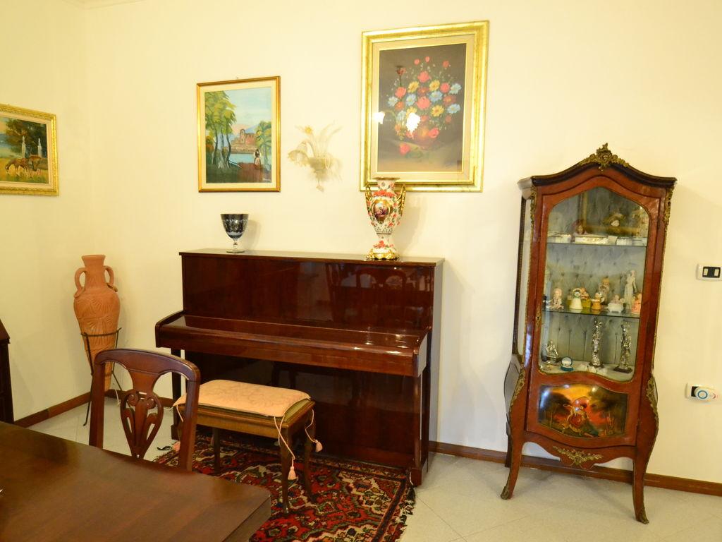 Ferienhaus Gemütliches Ferienhaus in Pompeji mit Garten (762794), Pompei, Neapel, Kampanien, Italien, Bild 9