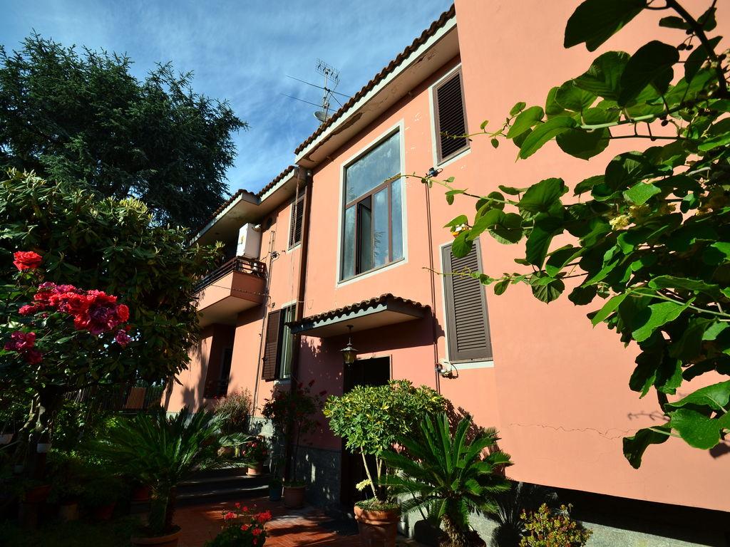 Ferienhaus Gemütliches Ferienhaus in Pompeji mit Garten (762794), Pompei, Neapel, Kampanien, Italien, Bild 3