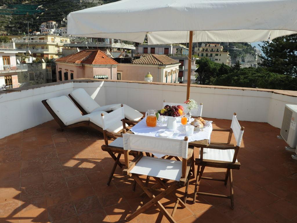 Ferienhaus Malerisches Ferienhaus am Meer in Minori (746609), Maiori, Amalfiküste, Kampanien, Italien, Bild 25