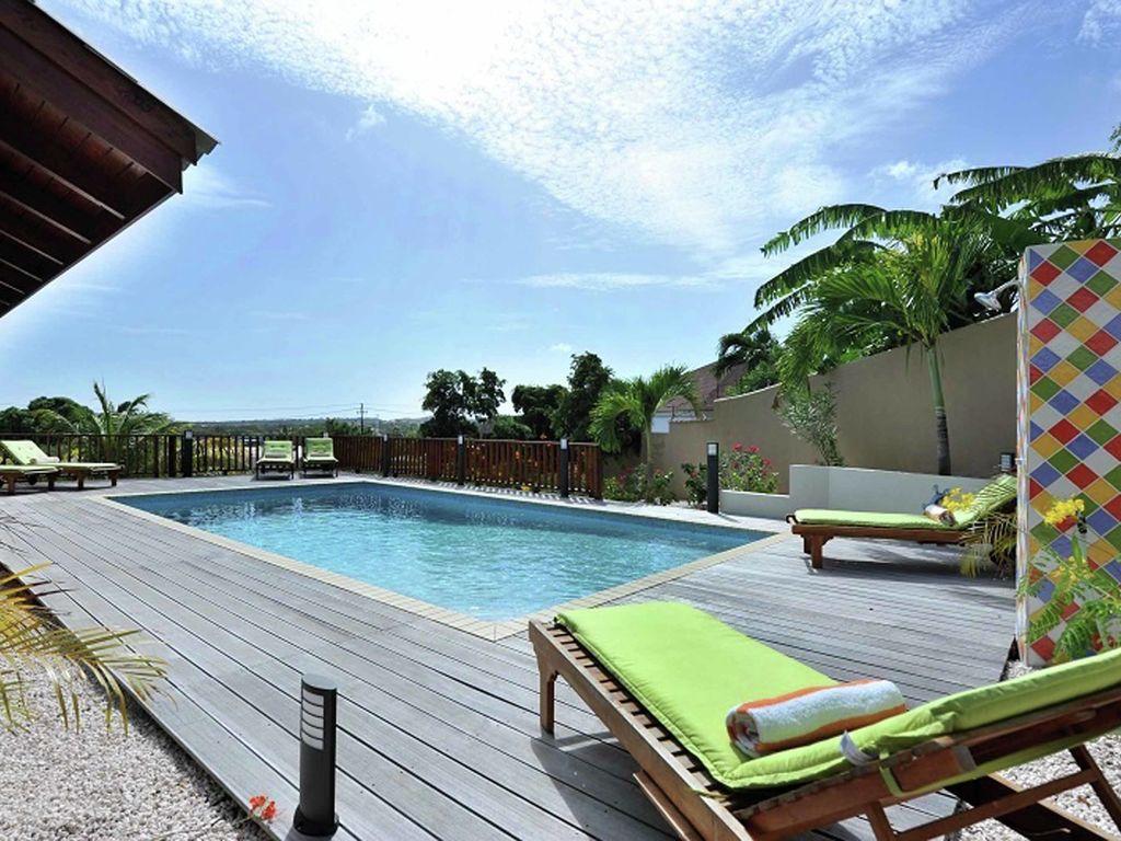 Villa Mamaya Bottelier Ferienhaus in Mittelamerika und Karibik