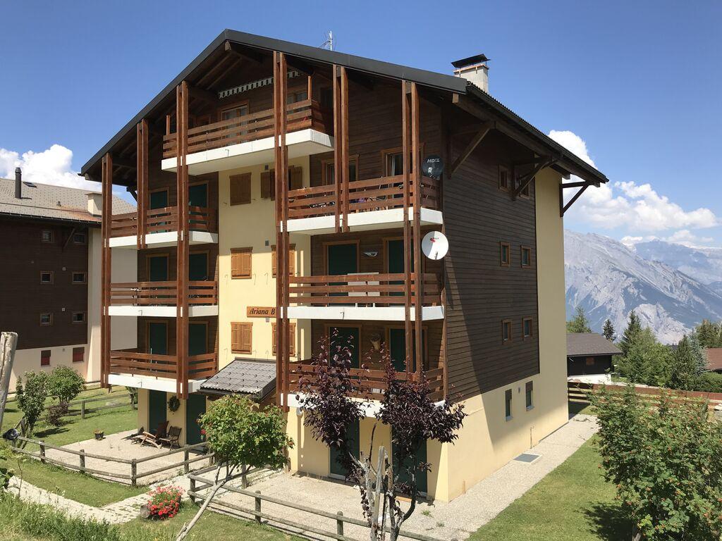 Ferienwohnung Gemütliches Appartement mit Balkon in La Tzoumaz (863469), Mayens-de-Riddes, 4 Vallées, Wallis, Schweiz, Bild 18
