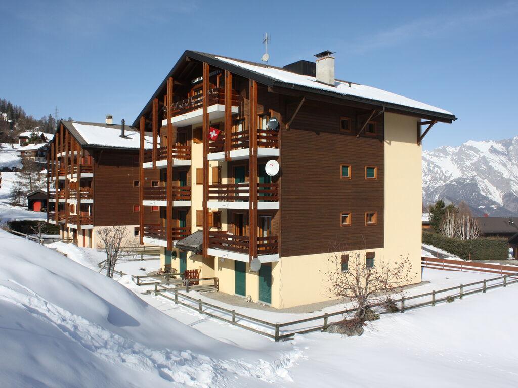 Ferienwohnung Gemütliches Appartement mit Balkon in La Tzoumaz (863469), Mayens-de-Riddes, 4 Vallées, Wallis, Schweiz, Bild 20