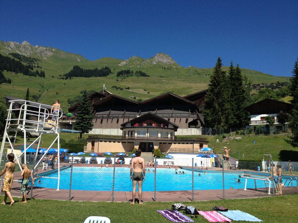 Ferienwohnung Gemütliches Appartement mit Balkon in La Tzoumaz (863469), Mayens-de-Riddes, 4 Vallées, Wallis, Schweiz, Bild 33