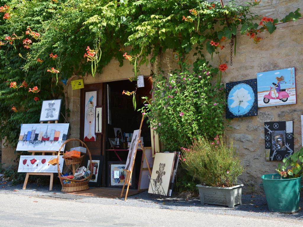 Ferienhaus Gite d'Autoire (764914), Autoire, Lot, Midi-Pyrénées, Frankreich, Bild 29