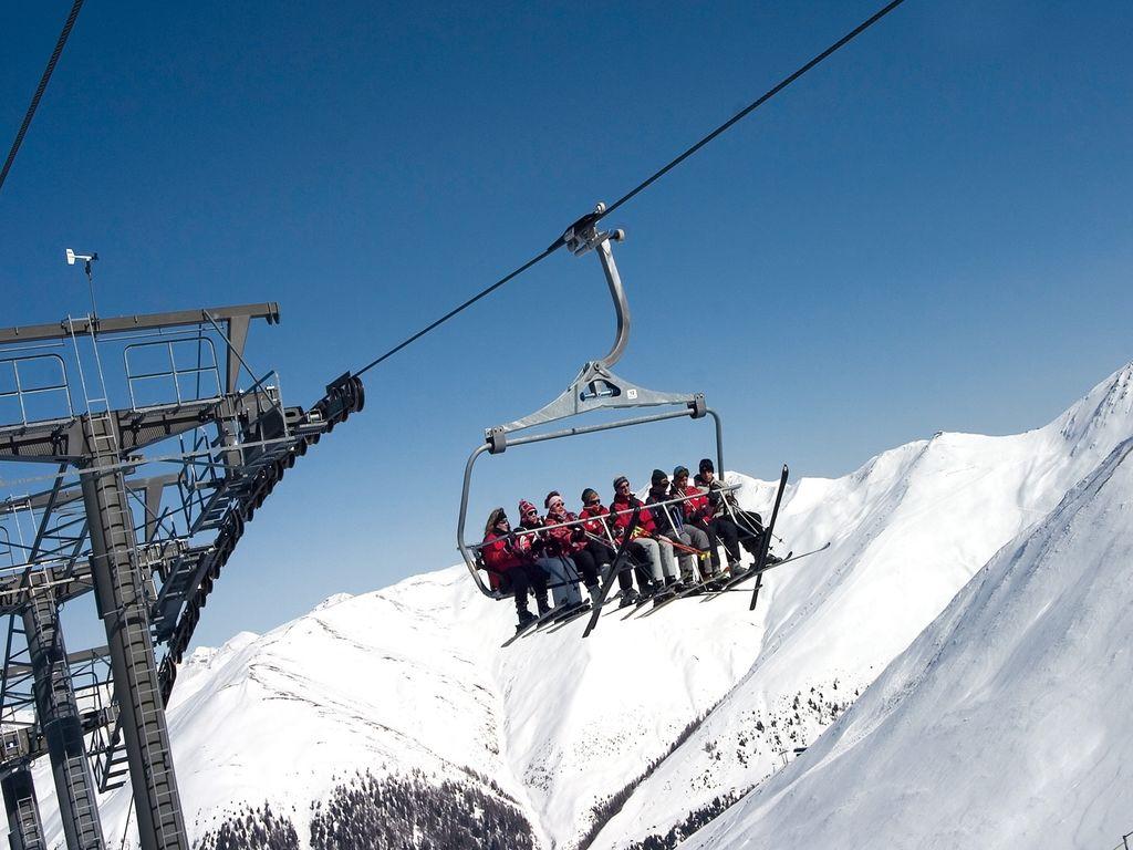 Ferienwohnung Geräumiges Apartment in der Nähe des Skigebiets in Fendels (761368), Fendels, Tiroler Oberland, Tirol, Österreich, Bild 24