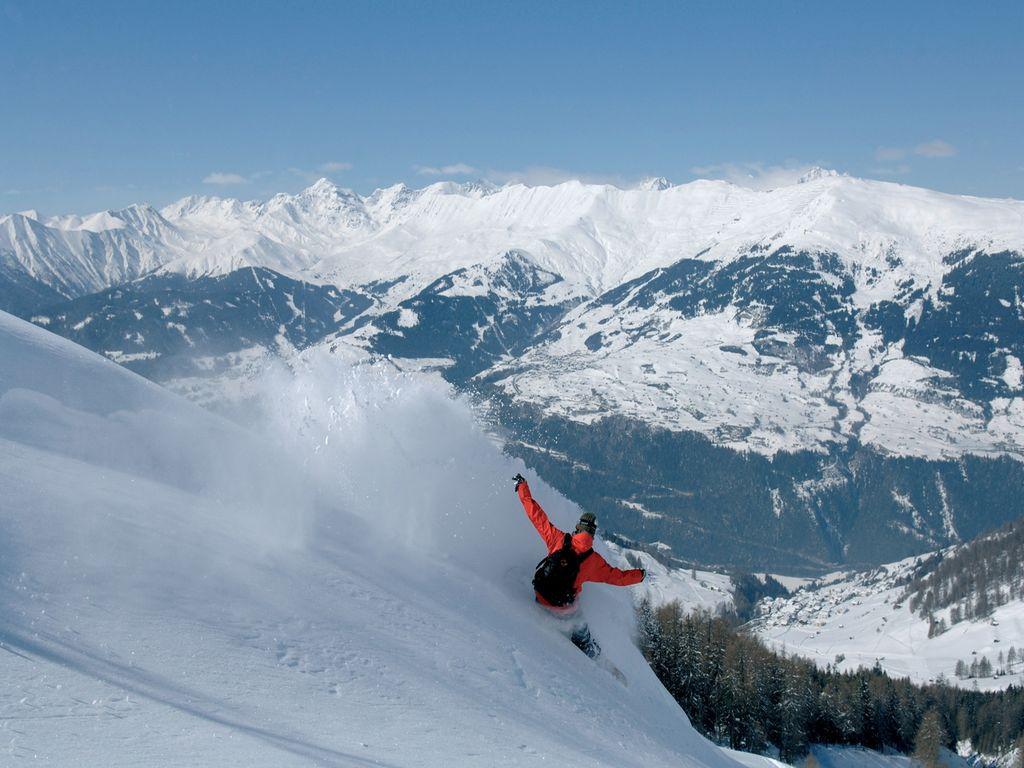 Ferienwohnung Geräumiges Apartment in der Nähe des Skigebiets in Fendels (761368), Fendels, Tiroler Oberland, Tirol, Österreich, Bild 22