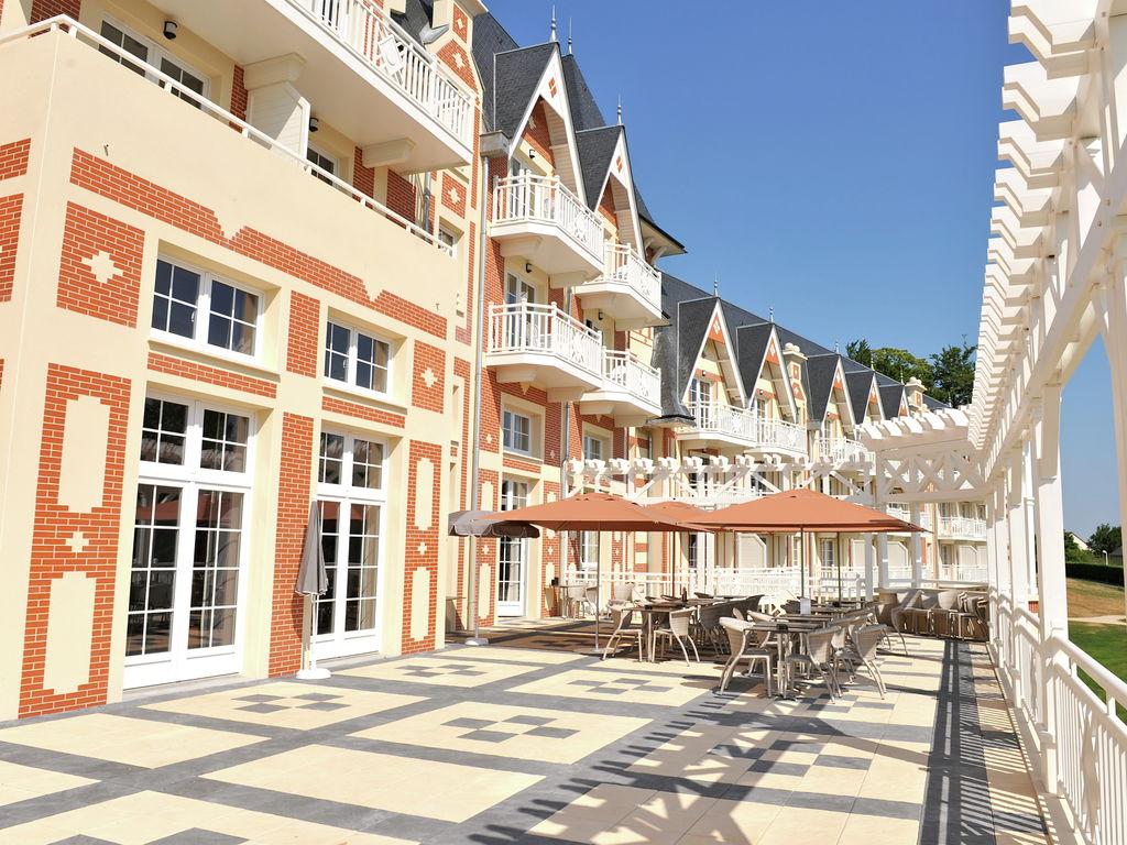 Ferienwohnung Résidence B'O Cottage 1 (805871), Bagnoles de l'Orne, Orne, Normandie, Frankreich, Bild 3