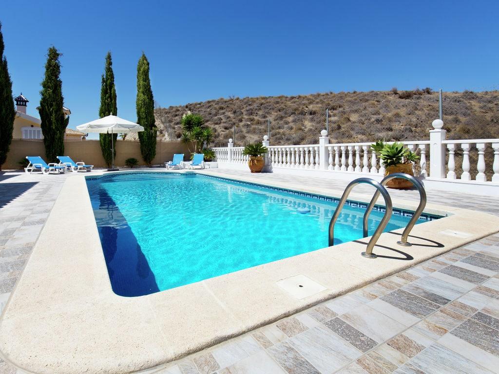 Maison de vacances Palomas (802523), Mazarron, Costa Calida, Murcie, Espagne, image 4