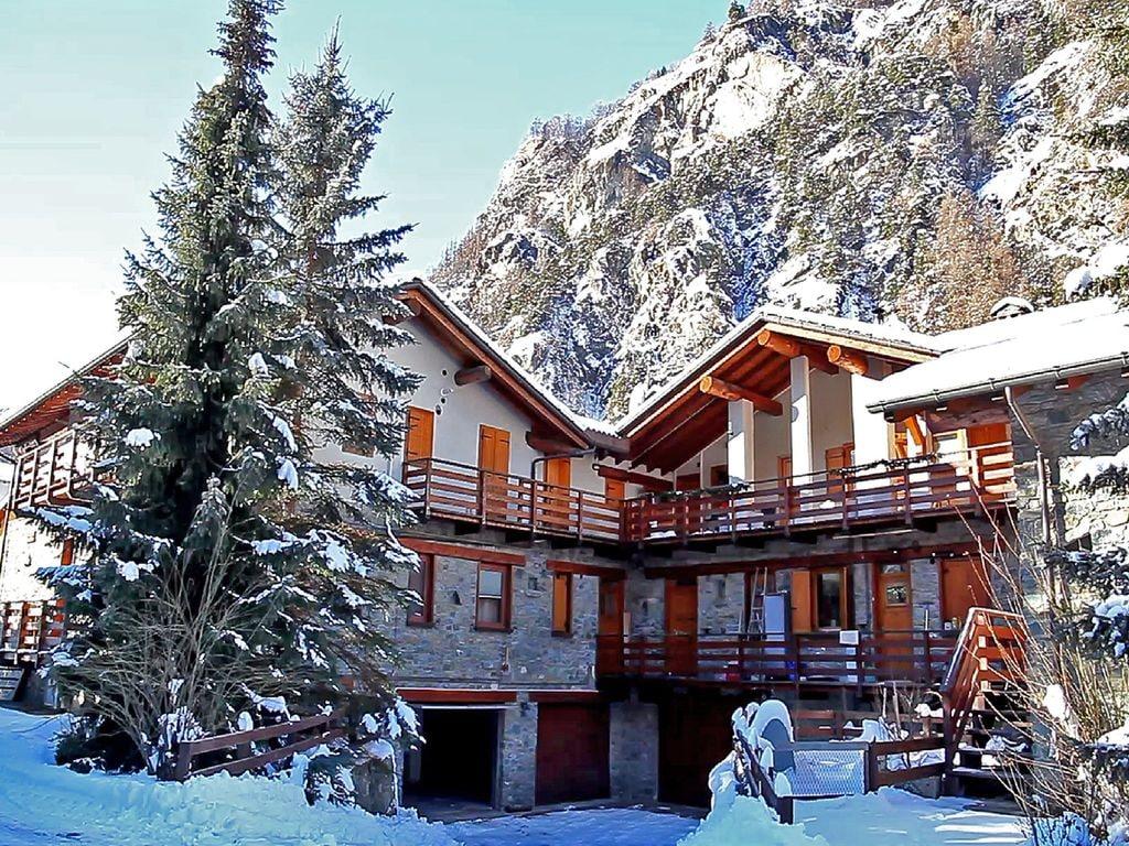 Ferienwohnung Chalet Antey Quadri C (803773), Antey Saint Andrè, , Aostatal, Italien, Bild 10