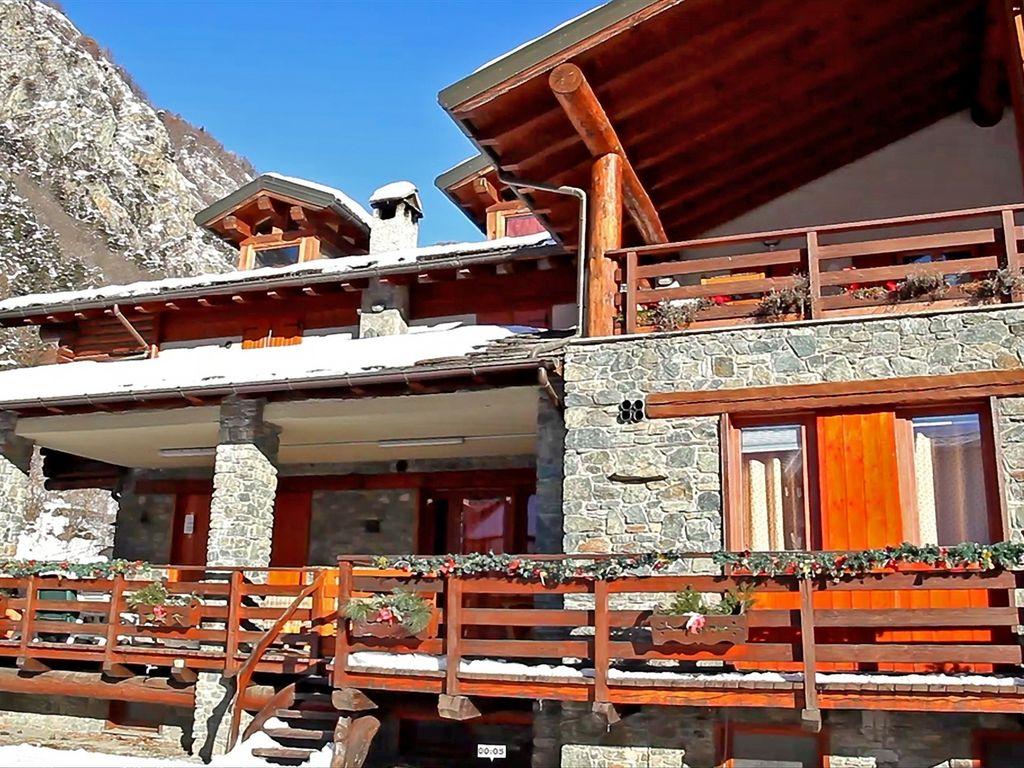 Ferienwohnung Chalet Antey Quadri C (803773), Antey Saint Andrè, , Aostatal, Italien, Bild 4
