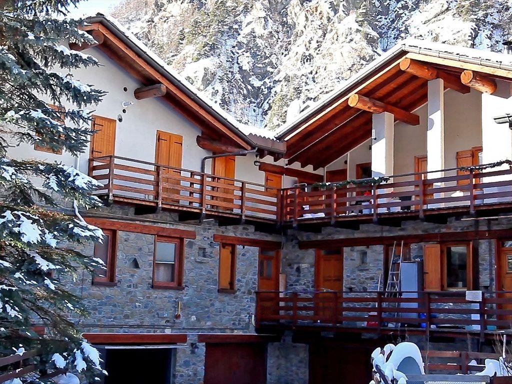 Ferienwohnung Chalet Antey Quadri C (803773), Antey Saint Andrè, , Aostatal, Italien, Bild 5