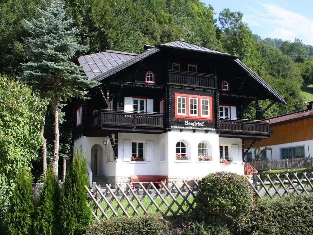 Maison de vacances Villa Bergfried (787087), Zell am See, Pinzgau, Salzbourg, Autriche, image 1