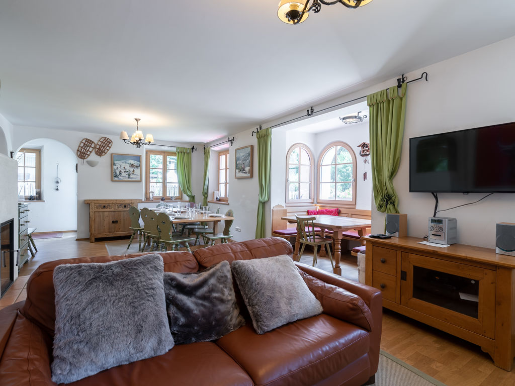 Maison de vacances Villa Bergfried (787087), Zell am See, Pinzgau, Salzbourg, Autriche, image 9