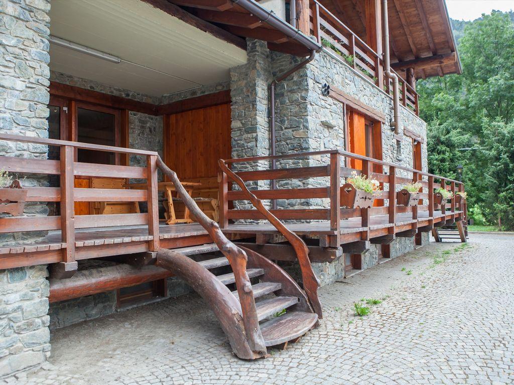 Ferienwohnung Chalet Antey Quadri B (803765), Antey Saint Andrè, , Aostatal, Italien, Bild 31