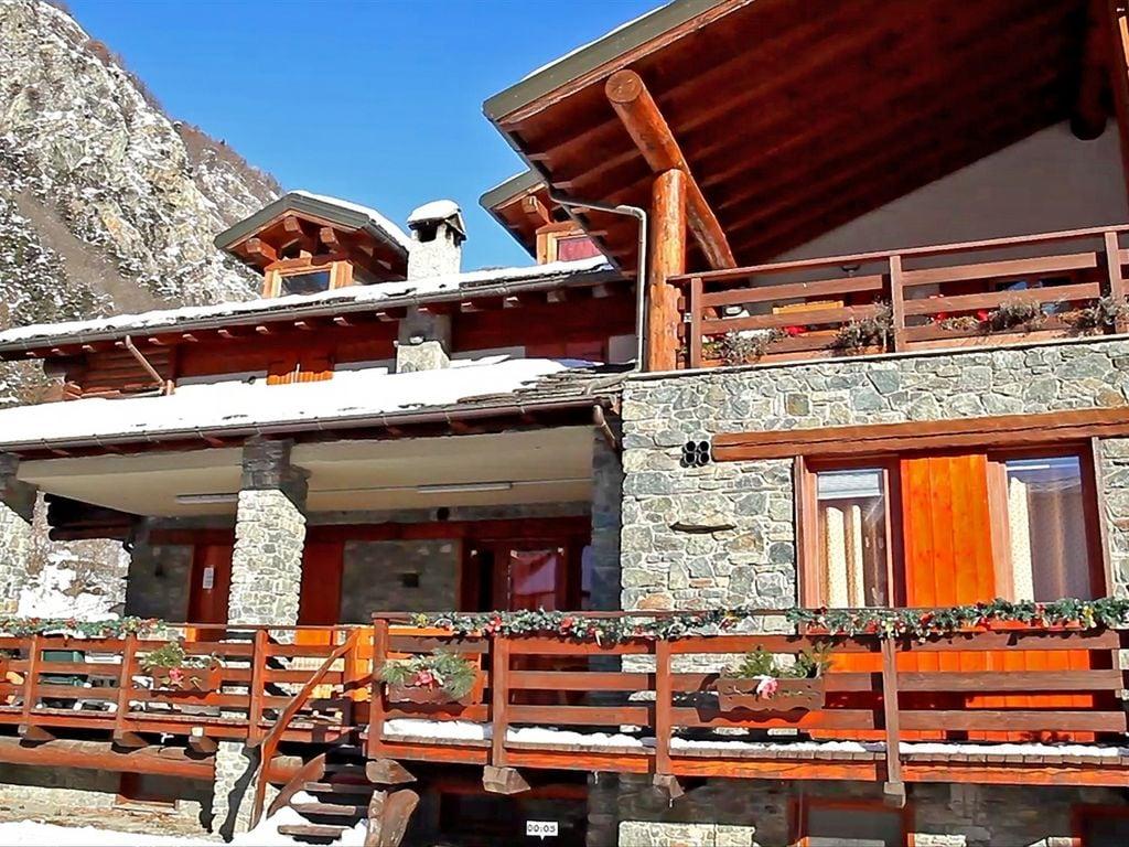 Ferienwohnung Chalet Antey Quadri B (803765), Antey Saint Andrè, , Aostatal, Italien, Bild 4