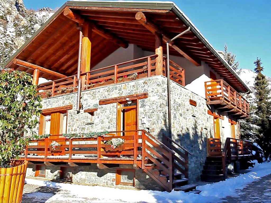 Ferienwohnung Chalet Antey Quadri B (803765), Antey Saint Andrè, , Aostatal, Italien, Bild 9