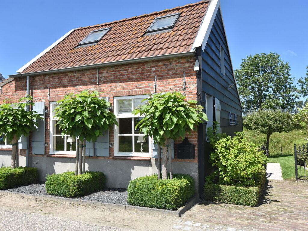 Ferienhaus Modernes Ferienhaus in Sluis mit Garten (2379786), Sasput, , Seeland, Niederlande, Bild 1