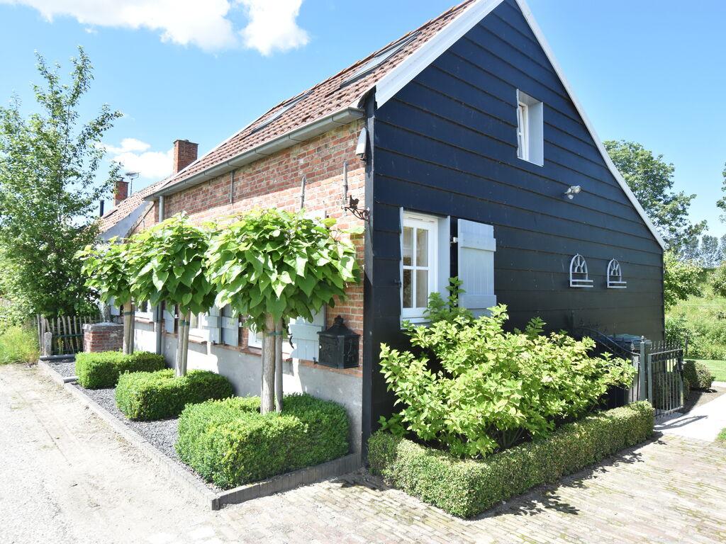 Ferienhaus Modernes Ferienhaus in Sluis mit Garten (2379786), Sasput, , Seeland, Niederlande, Bild 6
