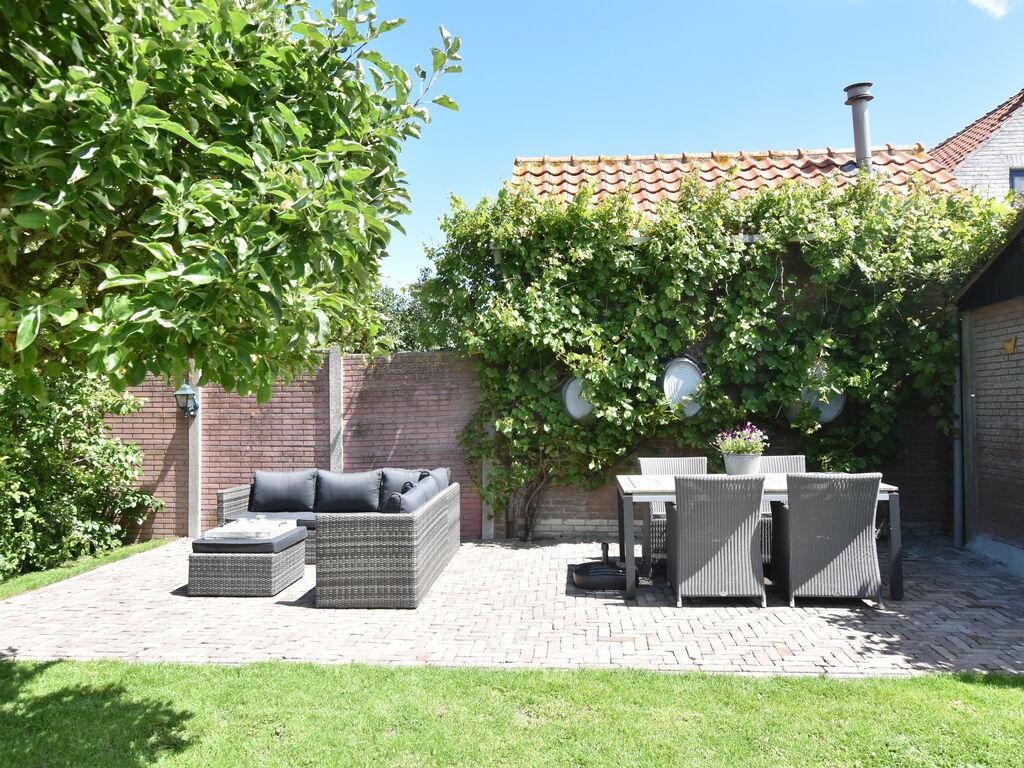 Ferienhaus Modernes Ferienhaus in Sluis mit Garten (2379786), Sasput, , Seeland, Niederlande, Bild 22
